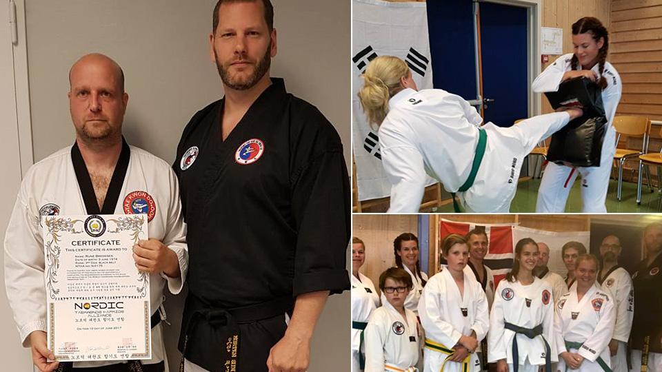 taekwondo eina